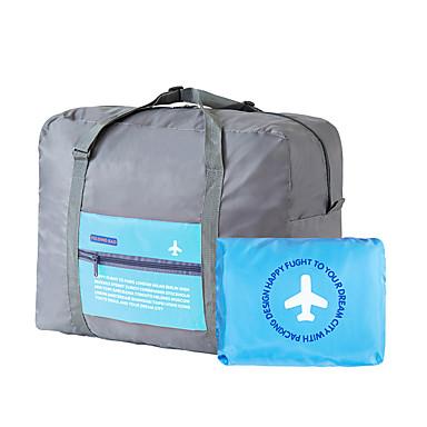 Organizator Bagaj de Călătorie Impermeabil Portabil Pliabil Capacitate Înaltă Depozitare Călătorie pentru Haine Nailon / Călătorie