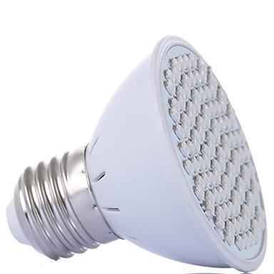 1.5W GU10 GU5.3(MR16) E27 LED Creșterea Plantelor MR16 36 LED-uri SMD 2835 Roșu Albastru 250lm 2700-3500K AC110 AC220V