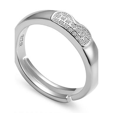 للرجال خاتم أبيض فضة الاسترليني دائري euramerican في اسلوب لطيف بانغك زفاف حزب هدية يوميا فضفاض الرياضة الفالنتين مجوهرات