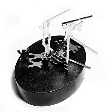Παιχνίδια μαγνήτες Μεταλλικά παζλ Κατά του στρες Εκπαιδευτικό παιχνίδι 2 Κομμάτια Παιχνίδια Μαγνητική Φτιάξτο Μόνος Σου Κυκλικό Δώρο