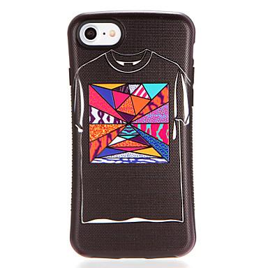 Pentru Apple iphone7 7plus carcasă carcasă carcasă spate carcasă model geometric moale tpu 6s plus 6 plus 6s 6