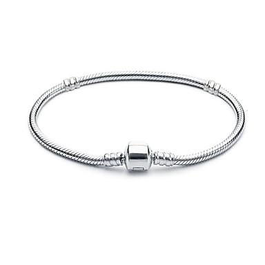 Dames Armbanden met ketting en sluiting Vriendschap Modieus Legering Ronde vorm Sieraden Voor