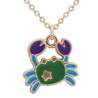Damskie Zwierzę Kształt Spersonalizowane Kwiatowy Biżuteria religijna Zwierzęta Klasyczny Vintage Rhinestone Podstawowy Seksowny Natura