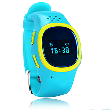 Kids 'Watches Waterbestendig Stappentellers Logboek Oefeningen Afstandsmeting Handsfree bellen Anti-verlorenActiviteitentracker Timer