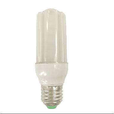 8W 450 lm E27 LED-maïslampen T leds SMD 2835 Wit AC 220-240V