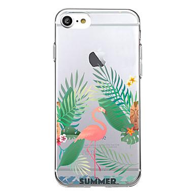 غطاء من أجل Apple نحيف جداً نموذج غطاء خلفي البشروس طائر مائي ناعم TPU إلى iPhone 7 Plus iPhone 7 iPhone 6s Plus iPhone 6 Plus iPhone 6s