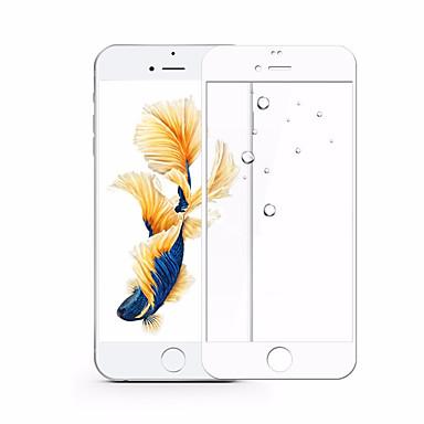 Voor apple iphone 7plus full screen bedekt koolstofvezel gehard glas film 9h 2.5d niet gebroken randen glas scherm beschermer