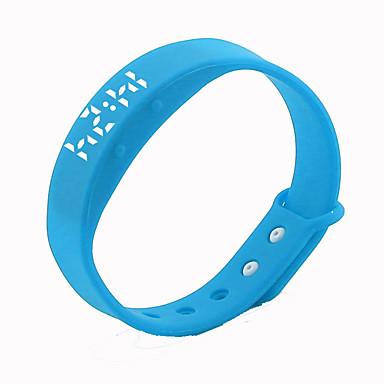Smart-Armband Wasserdicht Long Standby Verbrannte Kalorien Schrittzähler Wecker Schlaf-Tracker Schwerkraft-Sensor