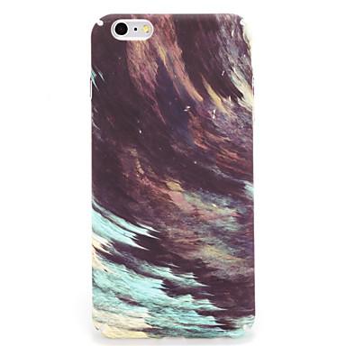 Etui Käyttötarkoitus Apple iPhone 7 Plus iPhone 7 Kuvio Takakuori Color Gradient Kova PC varten iPhone 7 Plus iPhone 7 iPhone 6s Plus