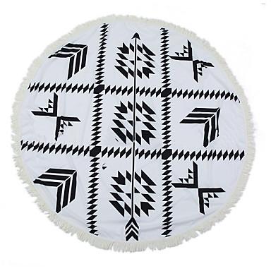 Świeży styl Ręcznik plażowy,Reactive Drukuj Najwyższa jakość 100% Polyester Ręcznik