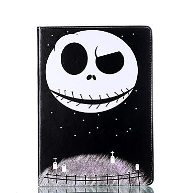 Hülle Für Samsung Galaxy Tab A 9.7 Kreditkartenfächer Geldbeutel mit Halterung Flipbare Hülle Magnetisch Muster Ganzkörper-Gehäuse