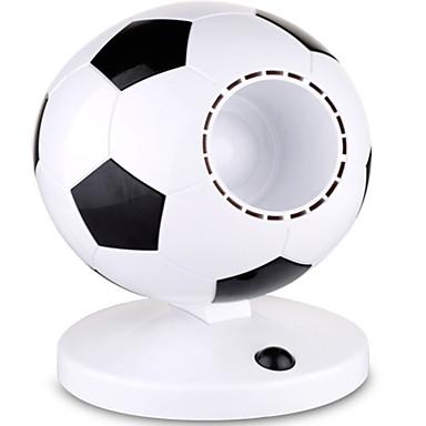 creativ nou mini fotbal fan frunze de ventilator pentru desktop elev de birou USB în timpul verii
