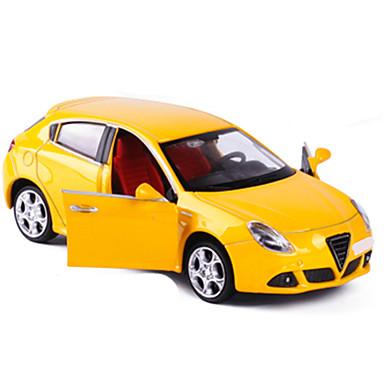 Terugtrekvoertuigen Racewagen Speeltjes Automatisch Metaal Stuks Unisex Geschenk