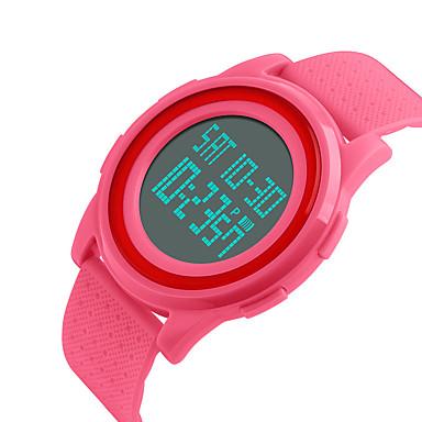 זול שעונים חכמים-חכמים שעונים YY1206 ל המתנה ארוכה / עמיד במים / רב שימושי שעון עצר / Alarm Clock / כרונוגרף / לוח שנה