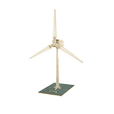3D - Puzzle Spielzeuge Windmühle Holz Unisex Stücke