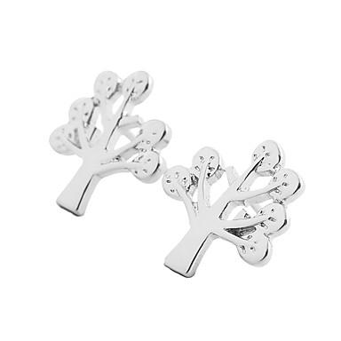 Kadın's Vidali Küpeler Mücevher Eşsiz Tasarım Moda Kişiselleştirilmiş Mücevher Uyumluluk Düğün Parti Doğumgünü