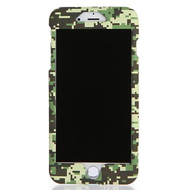 Pentru Apple iphone 7 7plus carcasă caz acoperire corp corp caz camuflaj culoare hard pc 6s plus 6 plus 6s 6
