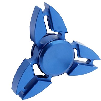 Fidget spinner -stressilelu hand Spinner Lelut Tri-Spinner Korkea nopeus Lievittää ADD, ADHD, ahdistuneisuus, Autism Killing Time Focus