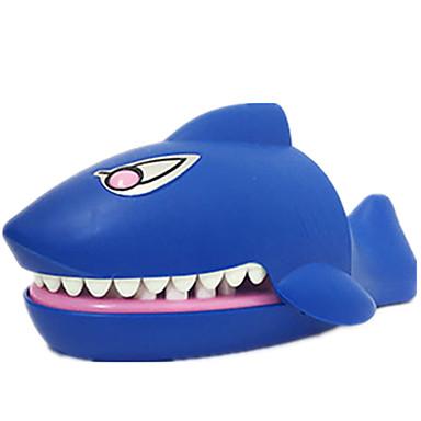 Zum Stress-Abbau Spielzeuge Krokodilleder Stil Shark ABS Unisex Stücke