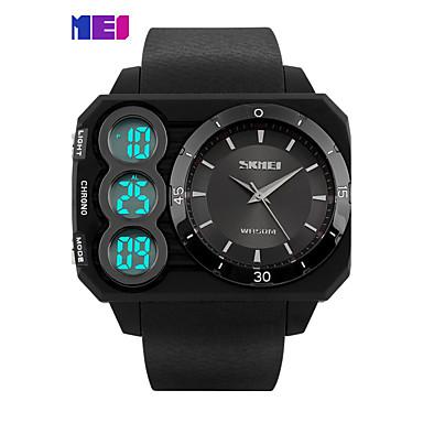 Herrn Damen Modeuhr Armbanduhr Einzigartige kreative Uhr Sportuhr Kleideruhr Smart Watch Chinesisch Quartz Kalender Chronograph Großes