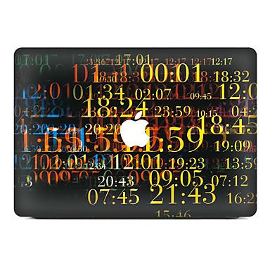 1 piesă Acțibilduri pentru Rezistent la Zgârieturi Cuvânt Model PVC MacBook Pro 15'' with Retina MacBook Pro 15 '' MacBook Pro 13'' with