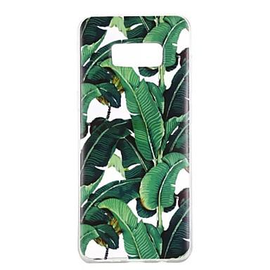 غطاء من أجل Samsung Galaxy S8 Plus S8 نموذج غطاء خلفي شجرة ناعم TPU إلى S8 Plus S8 S7 edge S7