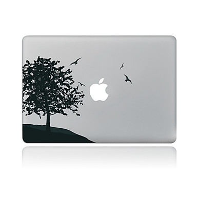 1개 스킨 스티커 용 스크래치 방지 꽃 / 식물 패턴 PVC MacBook Pro 15'' with Retina / MacBook Pro 15'' / MacBook Pro 13'' with Retina