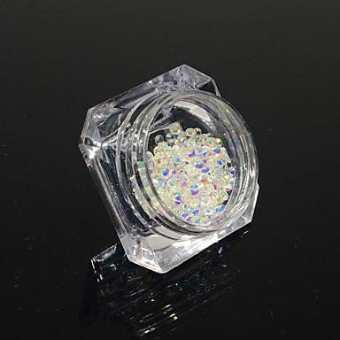 1 أحجار الراين مجوهلرات الأظافر لوازم DIY الزفاف 3-D جليترز مجوهرات عصرية موضة قادم جديد محبوب حلو جودة عالية يوميا