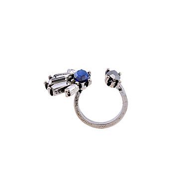 Damen Ring Einzigartiges Design Modisch Euramerican Aleación Schmuck Für Hochzeit Party Geburtstag
