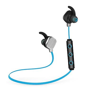 soyto IP55 Draadloos Hoofdtelefoons Dynamisch Aluminum Alloy Sport & Fitness koptelefoon Met volumeregeling met microfoon koptelefoon