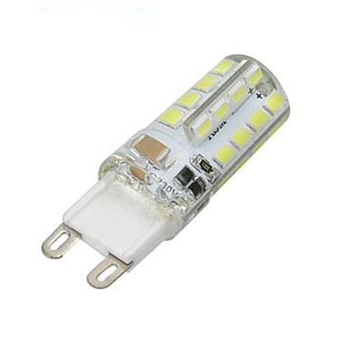 2W G9 Becuri LED Bi-pin 32 LED-uri SMD 2835 Alb Cald Alb Rece 200-300lm 2700-6500K AC230V