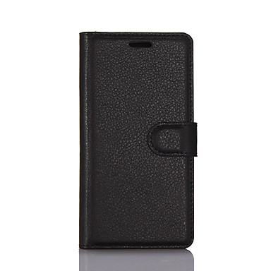 Case For ZTE Card Holder Wallet with Stand Flip Full Body Cases Solid Color Hard PU Leather for ZTE Nubia Z11 mini ZTE Nubia Z7 Mini ZTE