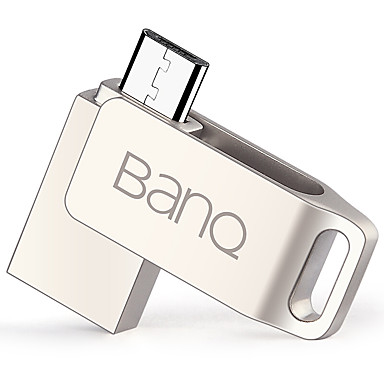 Banq t80 32gb otg micro usb usb 3.0 flash drive u schijf voor Android mobiele telefoon tablet pc