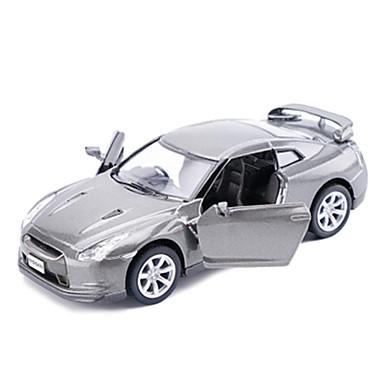 Speelgoedauto's Modelauto Constructievoertuig Speeltjes Terugtrekvoertuigen Simulatie Metaal Stuks Jongens Geschenk
