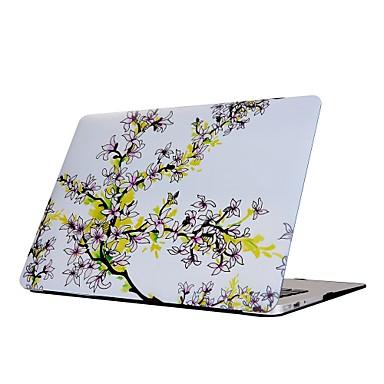 MacBook Hoes voor Bloem Muovi Nieuwe MacBook Pro 15