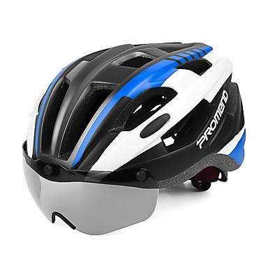 biciclete Casca N/A Găuri de Ventilaţie Ciclism Ajustabil Ultra Ușor (UL) Sporturi EPS Ciclism stradal Ciclism recreațional Ciclism /