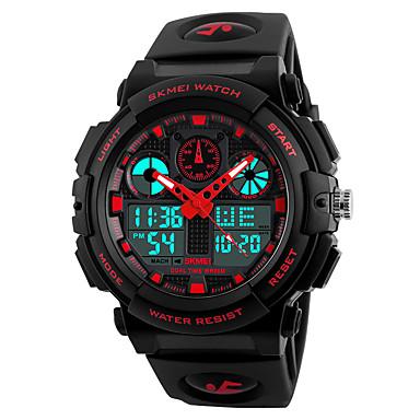 Smart horloge Waterbestendig Lange stand-by Multifunctioneel Sportief Stopwatch Wekker Chronograaf Kalender Dubbele tijdzones Other Geen