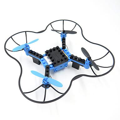 RC Drohne T11 4 Kanäle 6 Achsen 2.4G - Ferngesteuerter Quadrocopter LED - Beleuchtung Ein Schlüssel Für Die Rückkehr Kopfloser Modus
