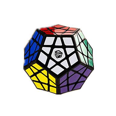 cubul lui Rubik QIYI Warrior Megaminx 3*3*3 Cub Viteză lină Cuburi Magice puzzle cub Plastice Altele Cadou