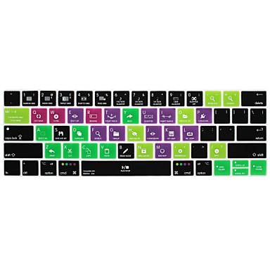 غطاء لوحة المفاتيح إلى 13.3 '' ماك بوك برو الجديد13