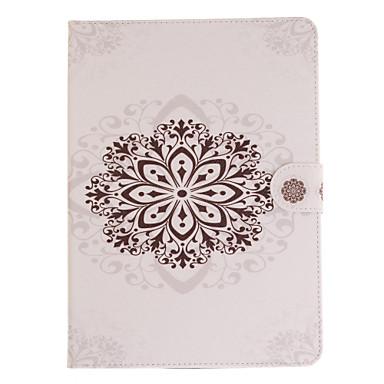 Hülle Für Apple iPad Mini 4 iPad Mini 3/2/1 iPad 4/3/2 iPad Air 2 iPad Air Kreditkartenfächer mit Halterung Flipbare Hülle Muster