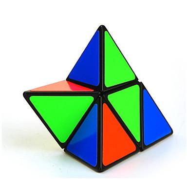 Rubiks kubus Shengshou Pyramid 2*2*2 Soepele snelheid kubus Magische kubussen Puzzelkubus Onderwijs Vierkant Geschenk