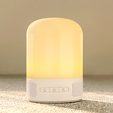 1PC الصمام ليلة الخفيفة حالة طوارئ قياس صغير سهل الحمل USB بلاستيك