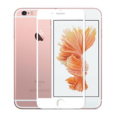 Screenprotector voor Apple iPhone 6s Plus iPhone 6 Plus Gehard Glas Volledige behuizing screenprotector 9H-hardheid 2.5D gebogen rand