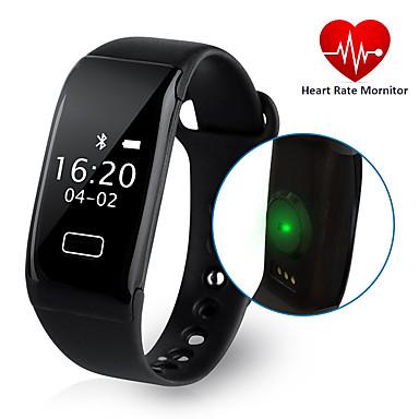 Herrn Digitaluhr Armbanduhr Smart Watch Kleideruhr Modeuhr Chinesisch digital Herzschlagmonitor Wasserdicht Schrittzähler Tachymeter