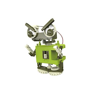 إنسان آلي أحجار البناء ألعاب كهربائي اصنع بنفسك التعليم البلاستيك للأطفال قطع