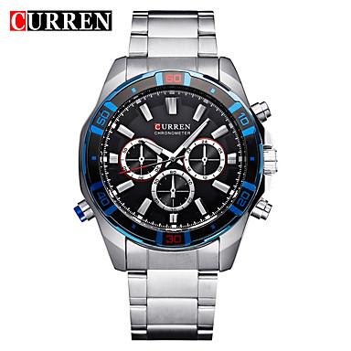 Herrn Einzigartige kreative Uhr Armbanduhr Smart Watch Kleideruhr Modeuhr Sportuhr Chinesisch Quartz Wasserdicht Großes Ziffernblatt