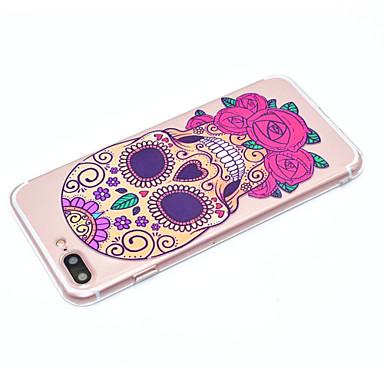 Per Plus disegno 05939101 8 Apple retro iPhone Per Custodia 7 8 iPhone Plus X Fantasia iPhone X Morbido iPhone iPhone per iPhone Transparente 8 z8p8BFqx