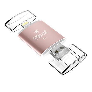 Biaze 32gb otg greller Antrieb u Scheibe für ios Fenster für iphone ipad pc