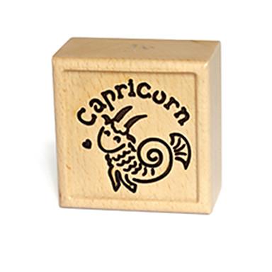 الصندوق الموسيقي خشب مربع هدية للجنسين هدية